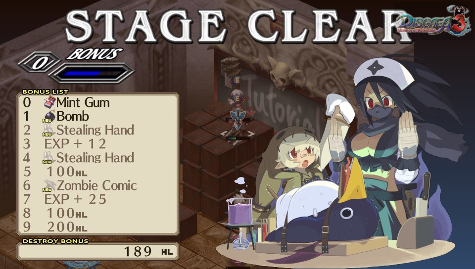 Disgaea 3 Absence of Detention (12)
