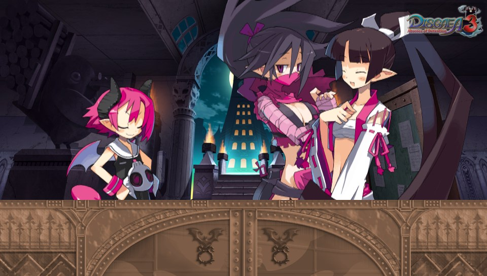 Disgaea 3 Absence of Detention (4)