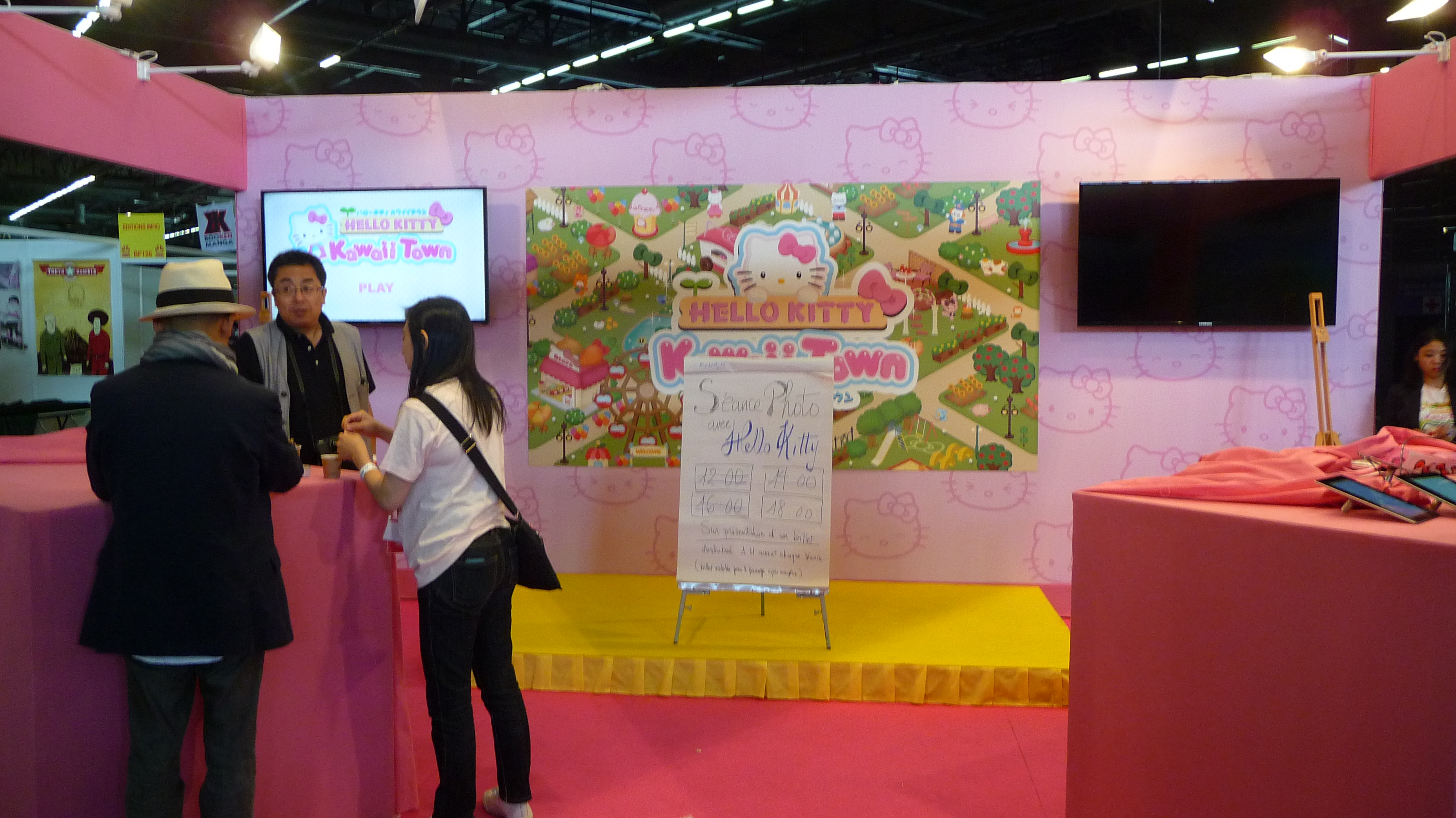 Stand Hello Kitty (online)