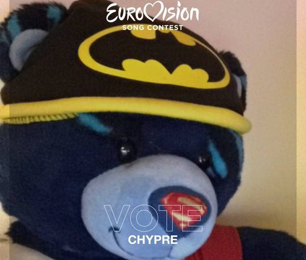 [gazouillis] Vote CY #Eurovision @MinusCy https://t.co/5fBxSKX8wm
